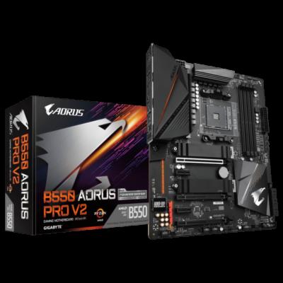 b550-aorus-pro-v2 carte mère motherboard mobo gigabyte