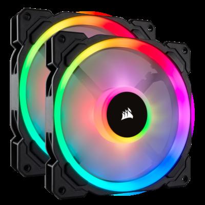 corsair ll140-rgb-pack-2 composants pc gaming ultraconfig.Com