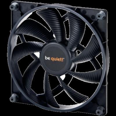 pure-wings-2-120mm ventilateur fan bequiet pc